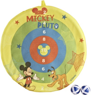Disney Mickey Dartboard Slimeball Soft Tip Dart(Pack of 1)