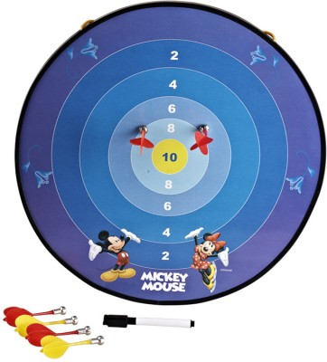 Disney Mickey Funny Multi-Function Magnetic Soft Tip Dart