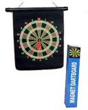 BES Magnatic Dart Board Soft Tip Dart (P...