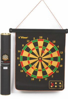 Vixen Dart Board Rollon Magnetic Soft Tip Dart(Pack of 1)