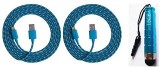 Uihy UI5532 Lightning Cable (Blue)