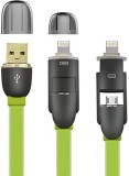 Seeme 3215153 Lightning Cable (Green)