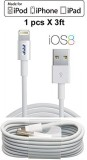 Kinps 3218124 Lightning Cable (White)