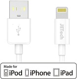 JETech 0454-CB-I6-WH Lightning Cable (Wh...