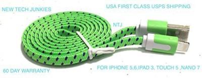 New Tech Junkies NE4532 Lightning Cable