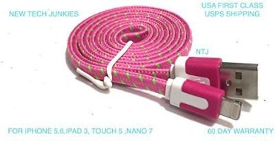 New Tech Junkies NE3232 Lightning Cable
