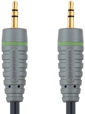 Bandridge BAL3301 3.5 mm to 3.5 mm Stereo Audio Cable 1 m