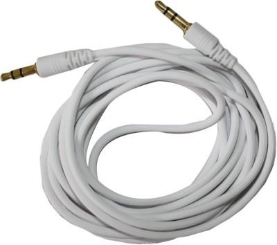 MAK 2m White AUX Cable