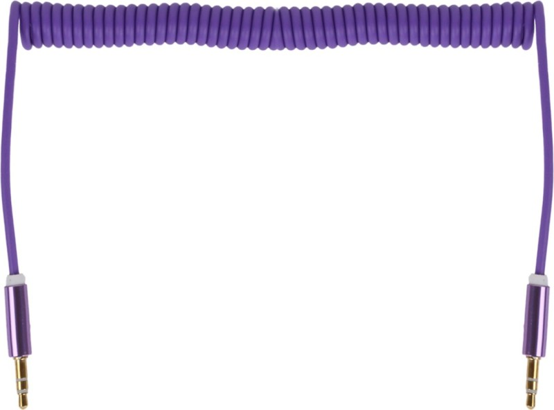 Teck Temple Ac2 AUX Cable(Purple)
