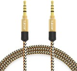Tukzer Premium 1.5mtr long 3.5mm Aux Cab...