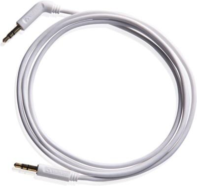 Stuffcool Debut 1.5M Aux / Audio Cable AUX Cable(White)