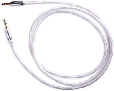 Stuffcool Arcade 1.2M Aux / Audio Cable AUX Cable(White)