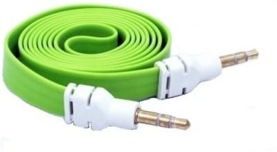 Indiashopers Flat AUX AUX Cable