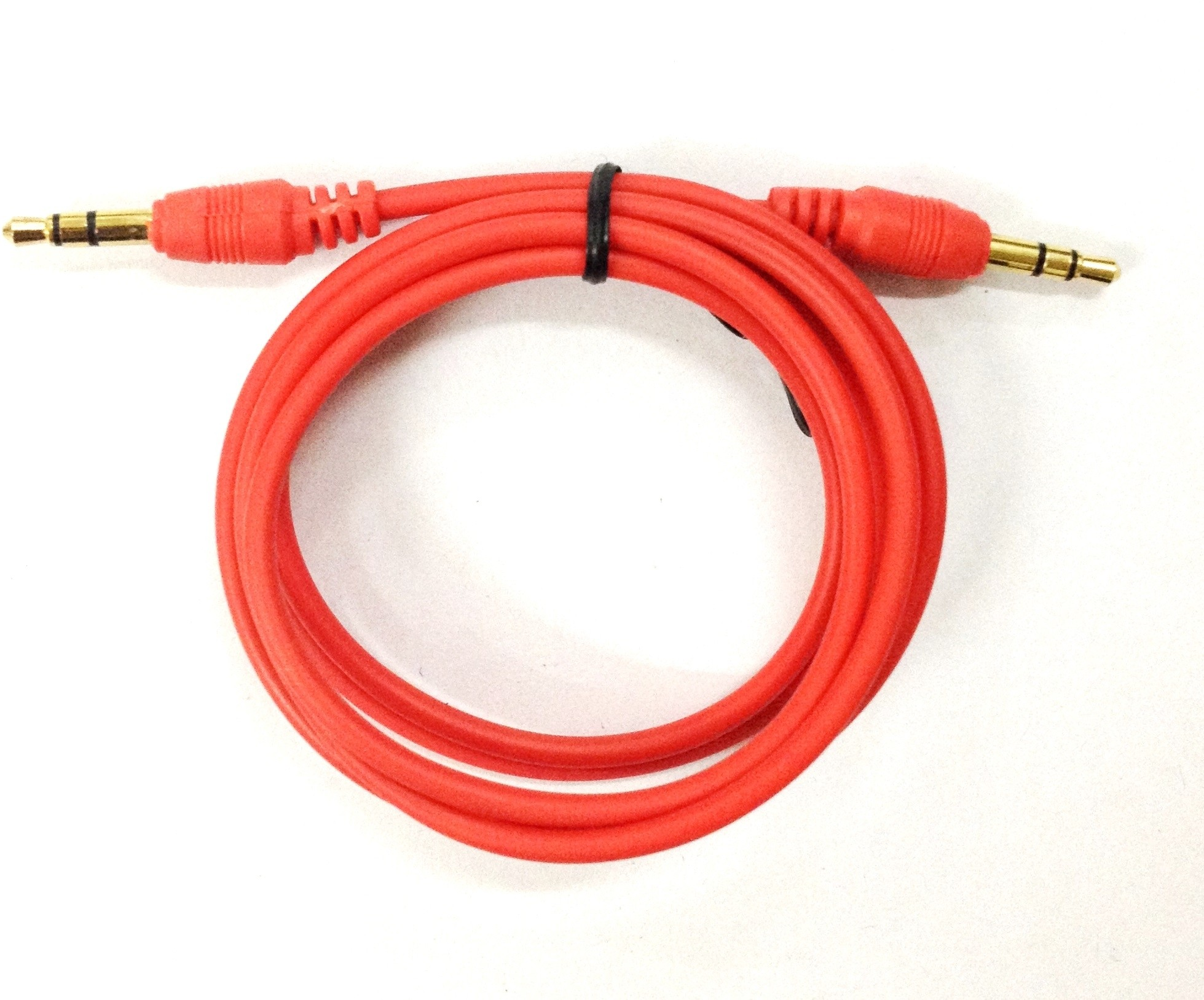 Airnet 1.5 meter RED 3.5mm Audio AUX Cable For Car & Other Audio Device AUX Cable(Red)