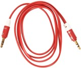 Griffin red aux cable USB Adapter (Red)