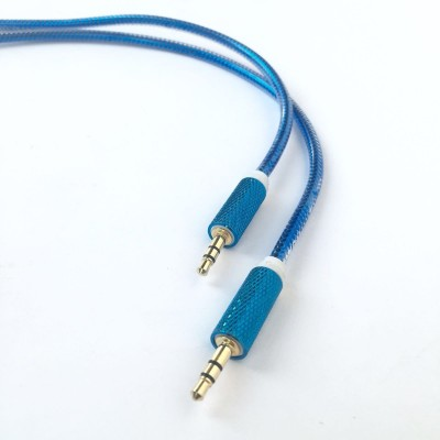 FIT FLY Blue Shine AUX Cable