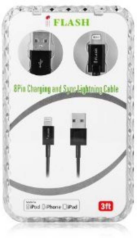 Hatori HA8432 Lightning Cable(Green)