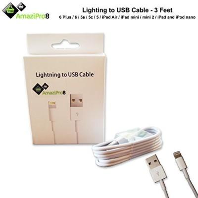 Amazipro8 3214771 Lightning Cable