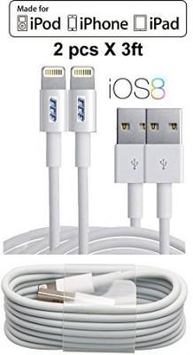 Plug & Go! IPH4/I-BLACK Lightning Cable