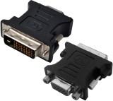 Astrum DVI to VGA Female DVI Cable (Blac...