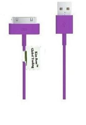 Kim-Rose Global Tradingtm 10FTPurple Sync & Charge Cable
