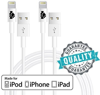 Trusted Cables 3220987 Lightning Cable(White)