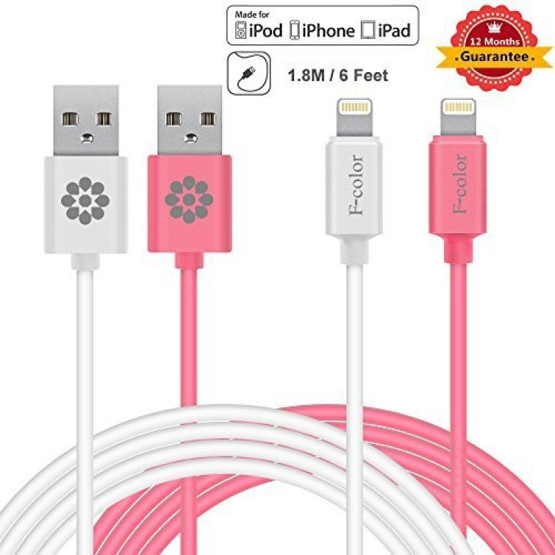 Kero LC-LW Lightning Cable(White)