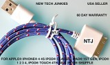 New Tech Junkies NE8732 Sync & Charge Ca...