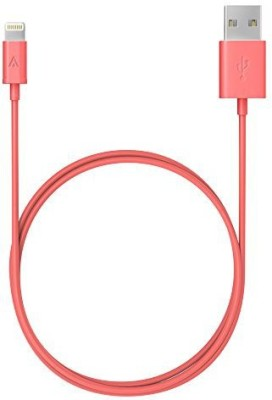 Hype HY-8-10FT-PNK Lightning Cable