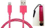 Uihy UI3032 Lightning Cable (Pink)