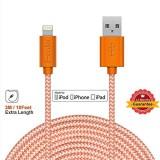 Fcolor 3218703 Lightning Cable (Orange)