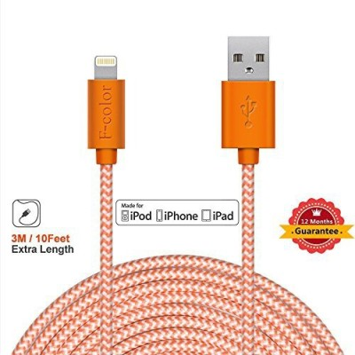 Fcolor 3218703 Lightning Cable