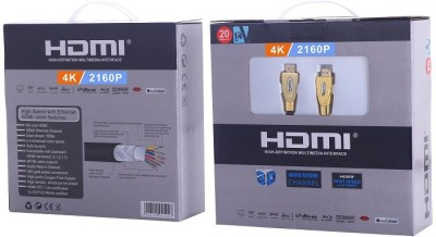 Anita Enterprise 2160p 4k Supported 20m HDMI Cable