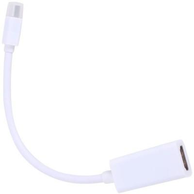 C&E C&E Cne11304 Mini Display Port To Hdmi Adapter Cable For Macbook, Macbook Pro, Imac, Macbook Air, Mac Mini Laptop CNE11304