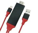Axcess Lightning to HDMI HDTV AV HDMI Ca...