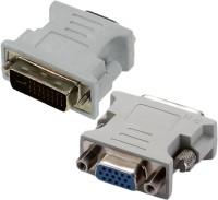 Astrum DVI to HDMI Female HDMI Cable(White)