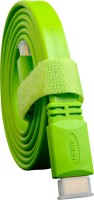 Lention 1.5grn HDMI Cable(Green)