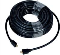 Signaweld M/M 20 METER BLACK HDMI Cable(Black, Blue, White)