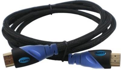 Microware HDMI Nylon Breaded 5 Meter HDMI Cable