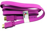 Redeemer 1.5 Meter HDTV HDMI Cable (Pink...
