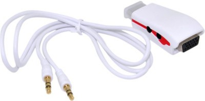 Microware To Vga With Sound With Long HDMI Cable