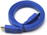 Sheen HDMI Cable 1.4v HDMI Cable (Blue)