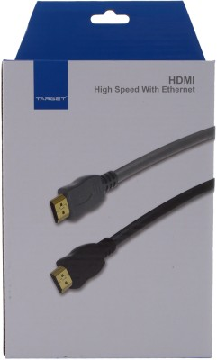 TARGET HDMI Cable 5 meters (TC050HD) HDMI Cable(Black)