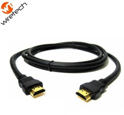 Wiretech High Speed 24k Gold Connectors 1.8 Meter HDMI Cable