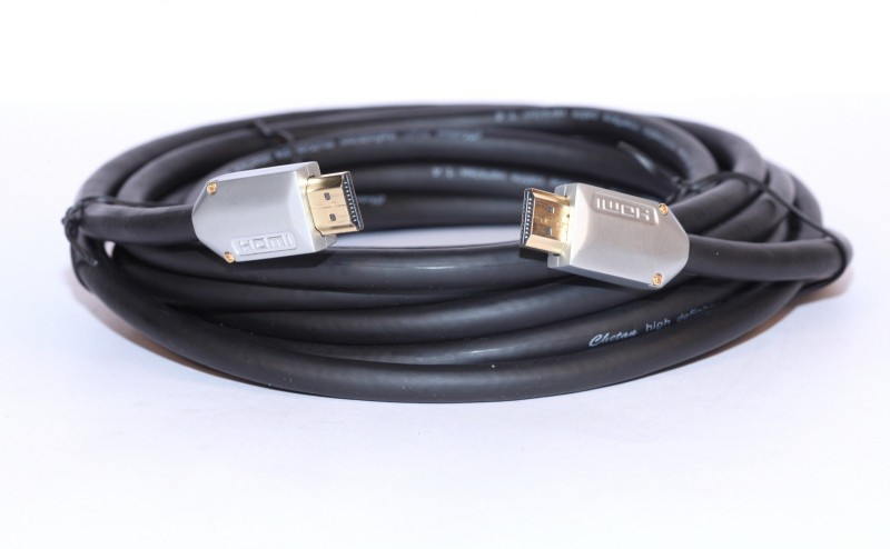 Chetan 1.4v(3D)-15mts HDMI Cable(Black)