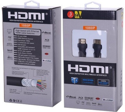 Anita Enterprise 1080p supported 3.0M HDMI Cable