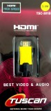 Tuscan TSC-301B HDMI Cable (Black)