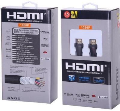 Anita Enterprise 1080p supported 1.5m HDMI Cable