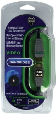 Bandridge 8717587054181 HDMI Cable
