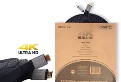 Aero AEHD-10 HDMI Cable(Black)